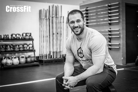 Coquitlam Crossfit Coach Chris Schaalo