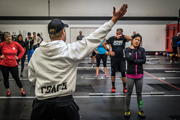 Coquitlam Crossfit Coach Tom Smith